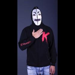 K for keetch Noir